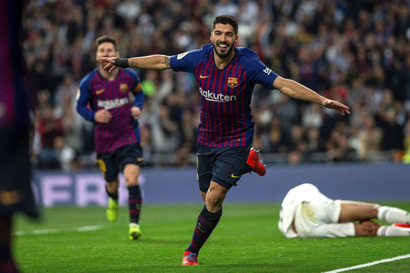Barcelona vence Real y sella su pase a la final