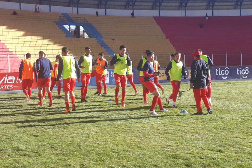 Guabirá busca aprovechar su localía para hacer historia en la Copa  Sudamericana