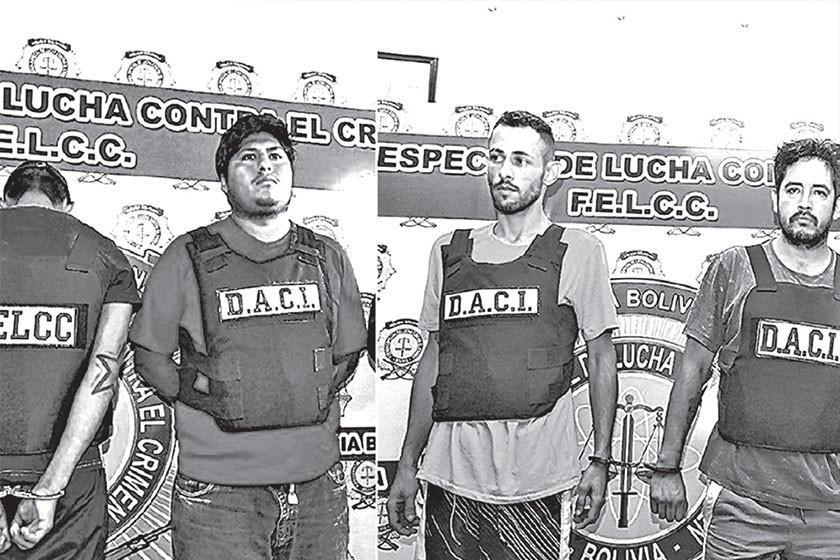 Cae dupla de asaltantes en moto y atracadores de locales