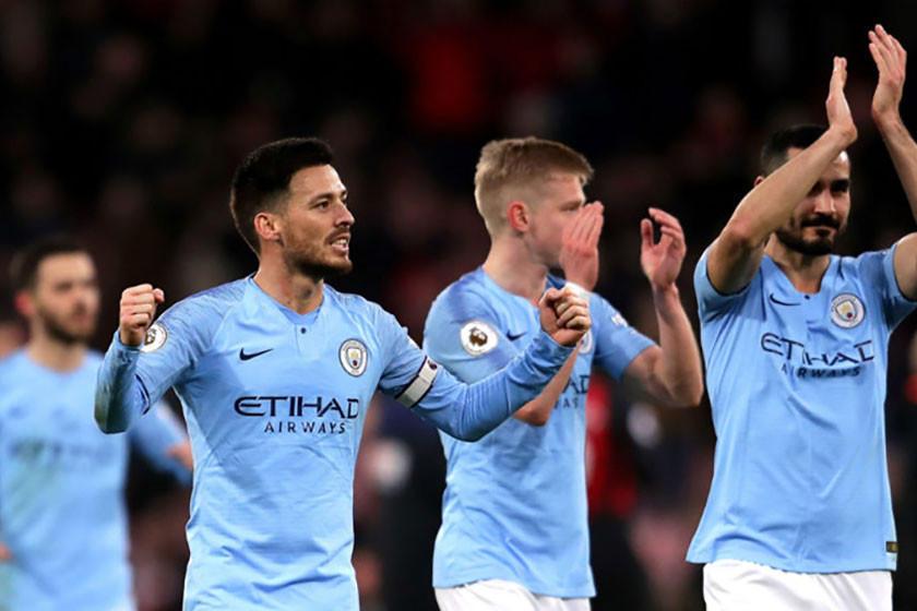 Manchester City se adueña de la cima de la Premier League