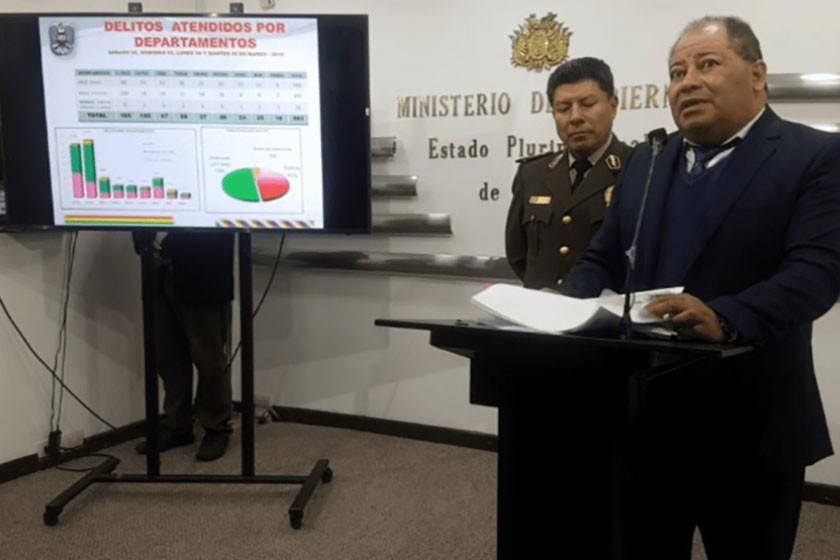 Reportan 66 fallecidos durante los días de la fiesta de Carnaval