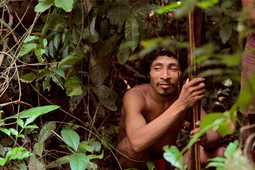 Brasil busca contacto con indígenas  aislados para evitar conflicto