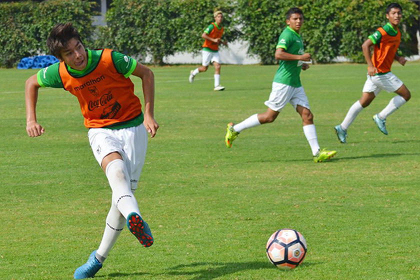 La Sub-17 afina el trabajo para el Sudamericano