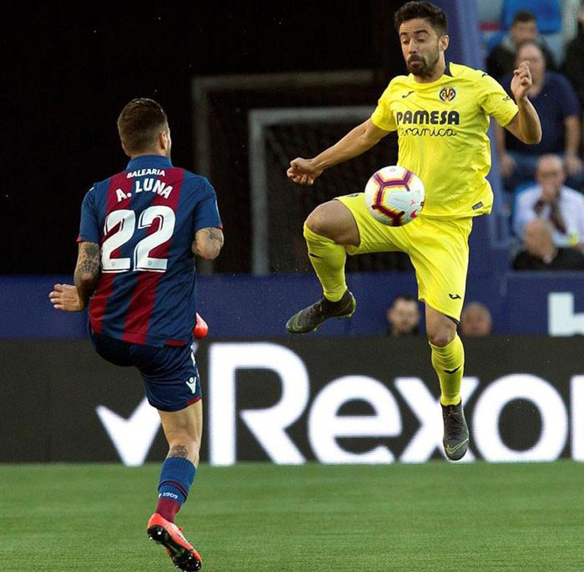 Villarreal logra un triunfo vital en el último suspiro