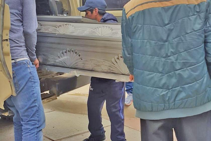 Una acción defensorial permite rescatar un cadáver del Hospital Obrero