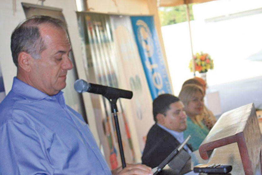 Luis Barbery es el nuevo presidente de la CEPB