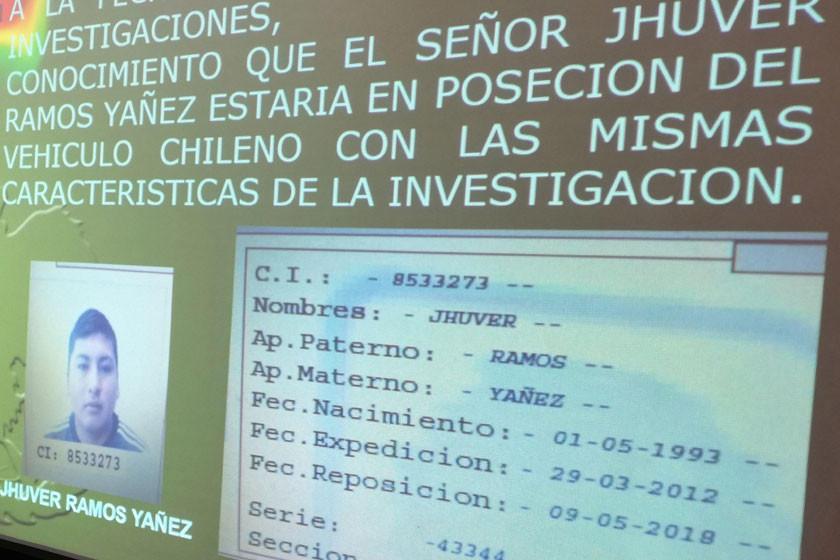 """Identifican a 2 """"testigos clave"""" por la muerte de dos chilenos"""