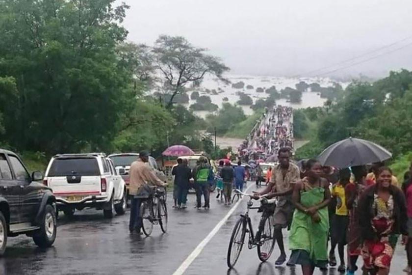 Ciclón en Mozambique y Malaui provoca 122 personas fallecidas