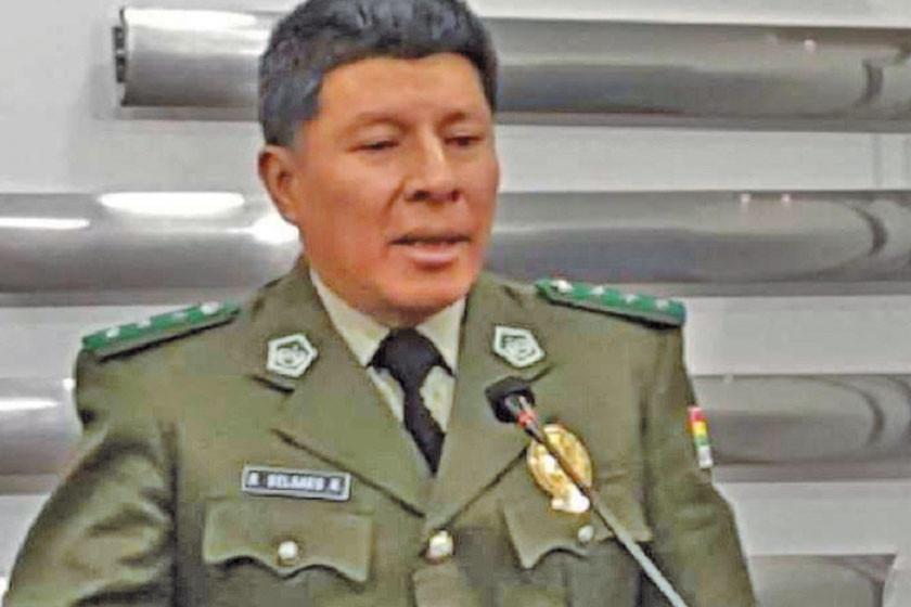 """Policía busca en Bolivia al que tiene el vehículo de """"Cangri"""""""