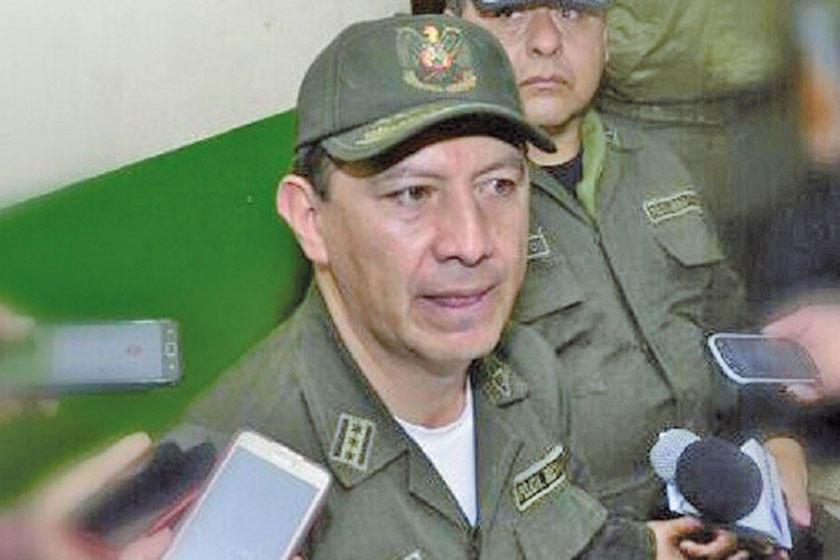 Lamentan el mal manejo de las denuncias contra el coronel Raña