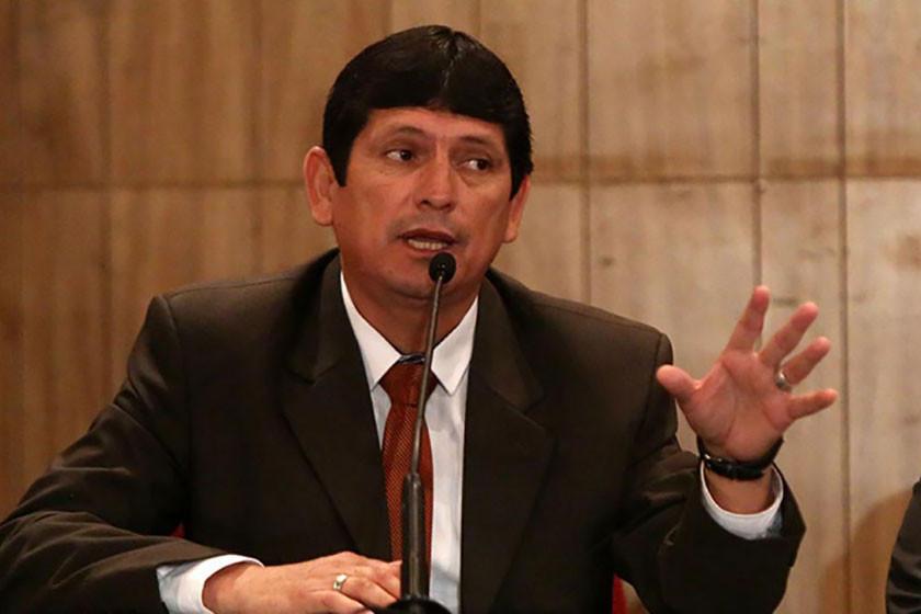 El presidente de la Federación Peruana está implicado en reventa de entradas