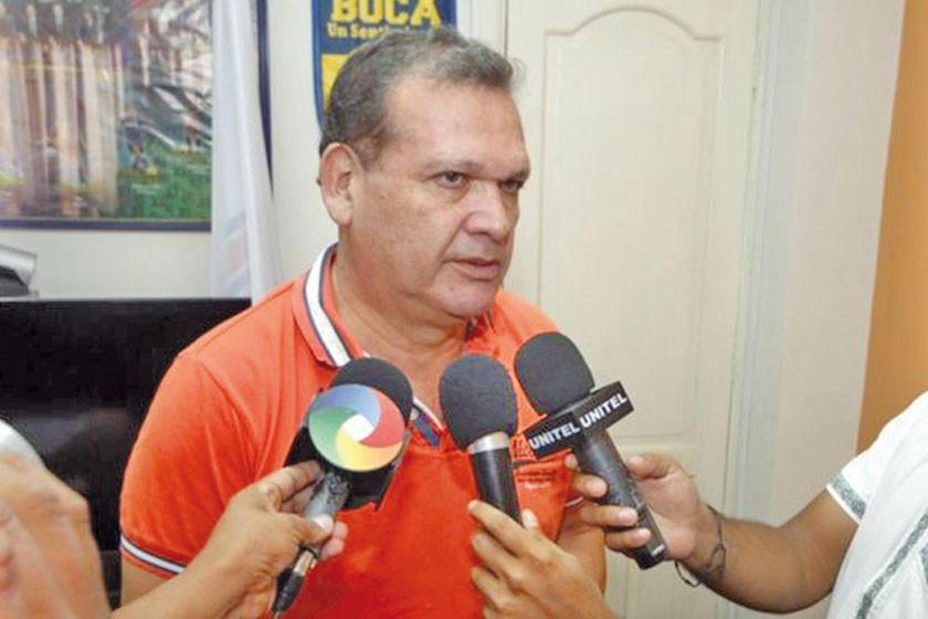 """Fabol exige """"mano dura"""" ante actos de racismo"""