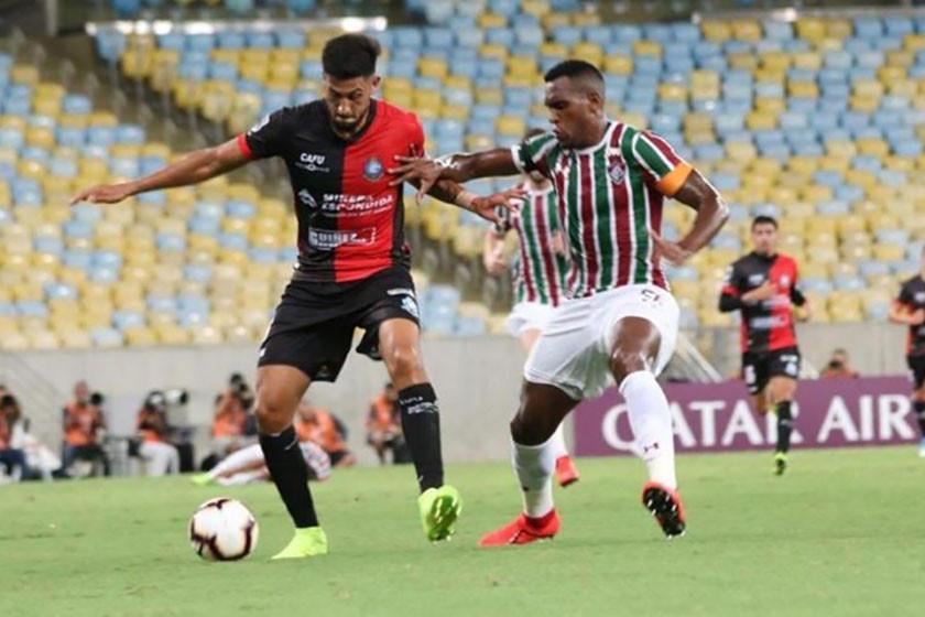 Antofagasta intentará sorprender a Fluminense