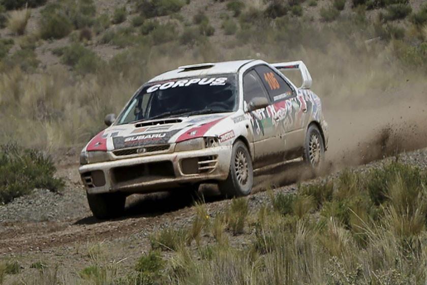 Potosí lleva 7 pilotos al Rally de la Concordia