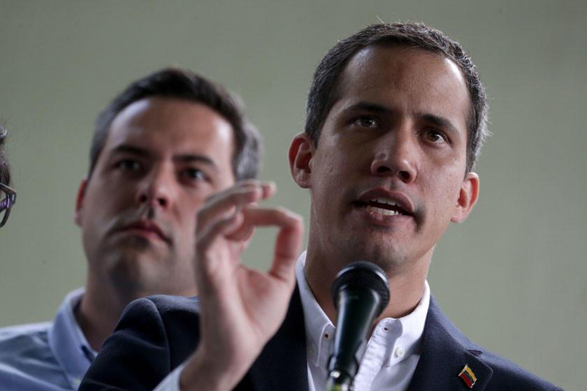 Detienen a colaborador de Juan Guaidó y le acusan de terrorista