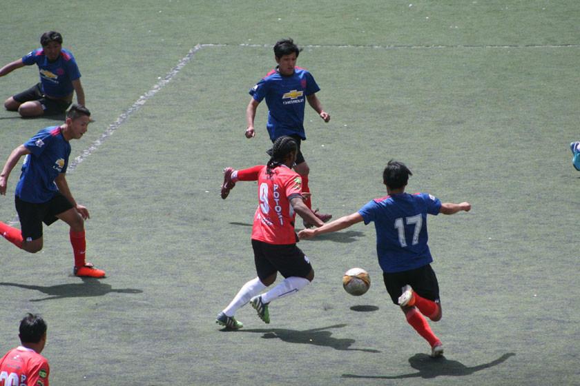 El torneo local de fútbol de la AFP iniciará el 6 de abril