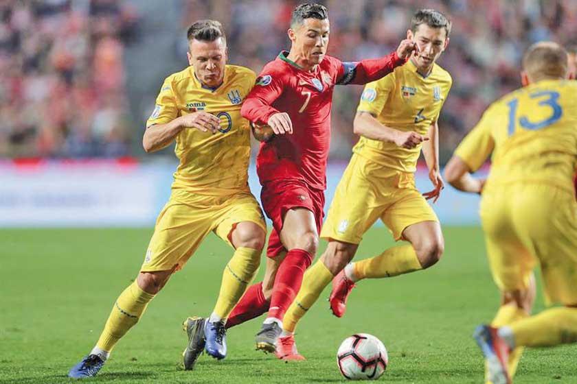 La vuelta de Cristiano no le basta a Portugal