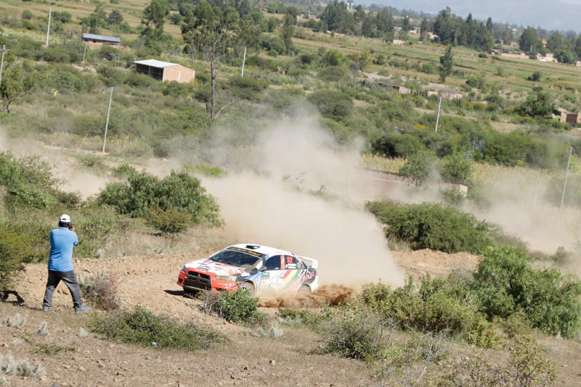 Tarija será sede de la tercera carrera