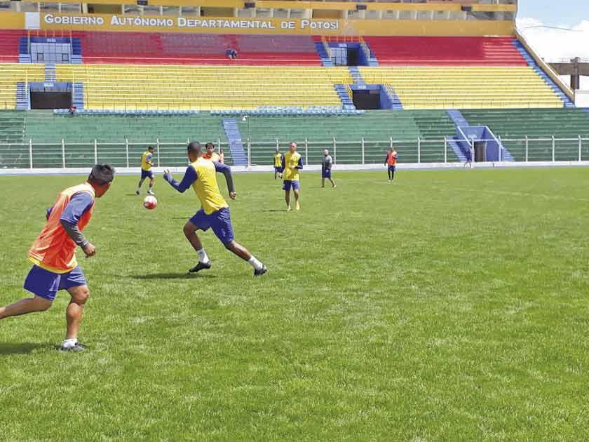 Gómez y Cuellar comandarán el ataque ante Guabirá