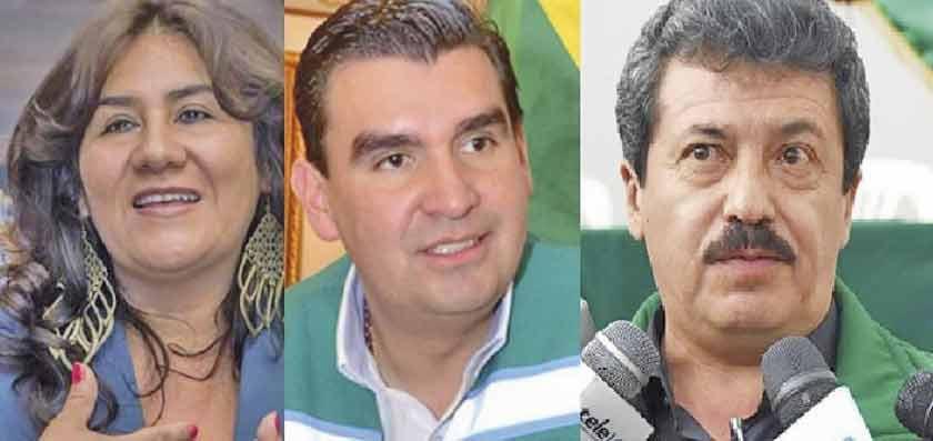 Fiscalía imputa al alcalde Leyes por la designación ilegal de dos secretarios
