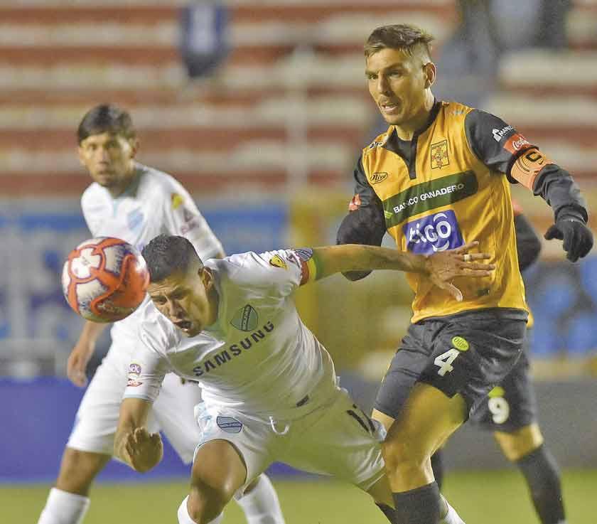 Bolívar saldrá por los tres puntos