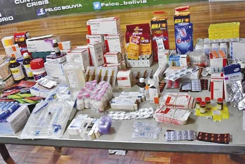 Sedes busca evitar que medicamentos falsos se comercialicen en Potosí