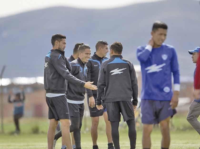 Jugadores de San José ingresan en paro