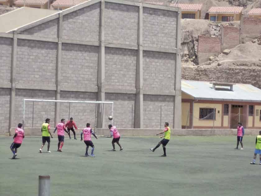 Vuelve a postergarse el inicio del torneo local de fútbol de la AFP