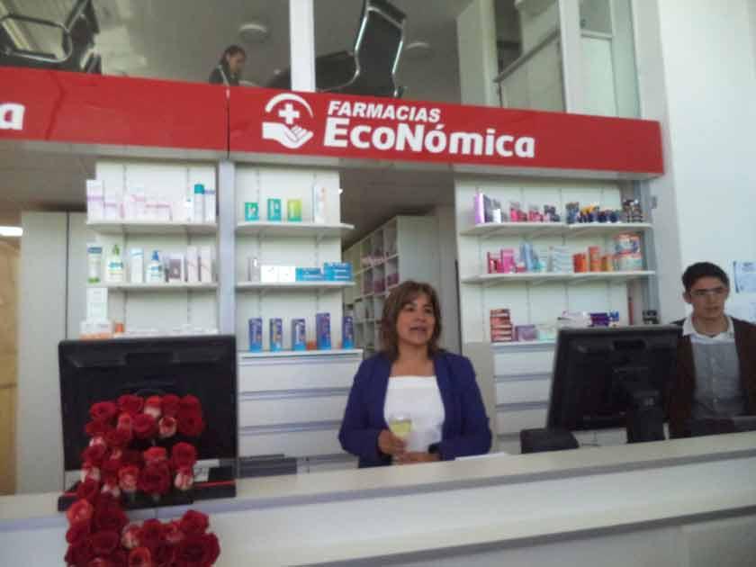 Se inaugura la séptima sucursal de la cadena de Farmacias Económica