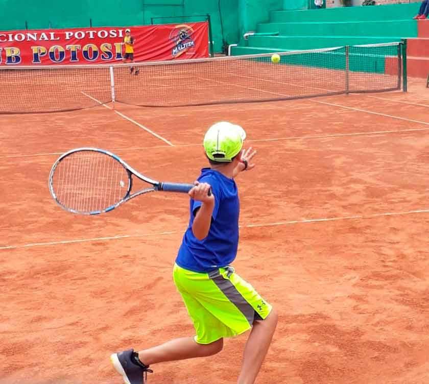 Terrazas-Rodríguez y Zurita-Díaz disputan títulos en torneo nacional de tenis