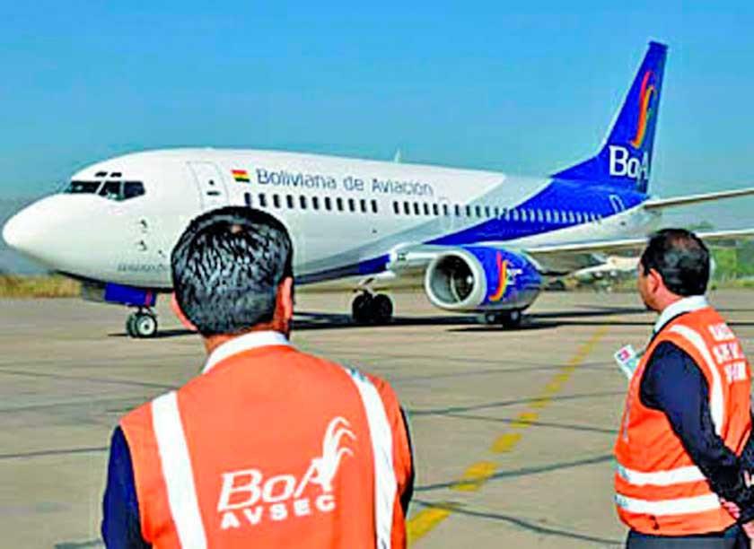 Hay elevada demanda de vuelos desde Potosí al resto del país