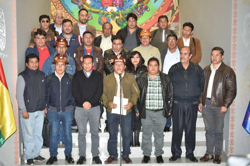 COB y Gobierno forman cinco comisiones para negociar pliego petitorio