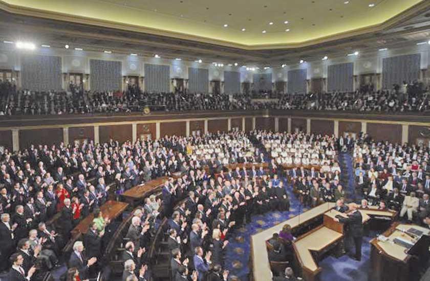 El Senado de EE.UU. rechaza la repostulación presidencial de Evo