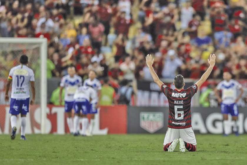 San José es goleado y queda eliminado de la Libertadores