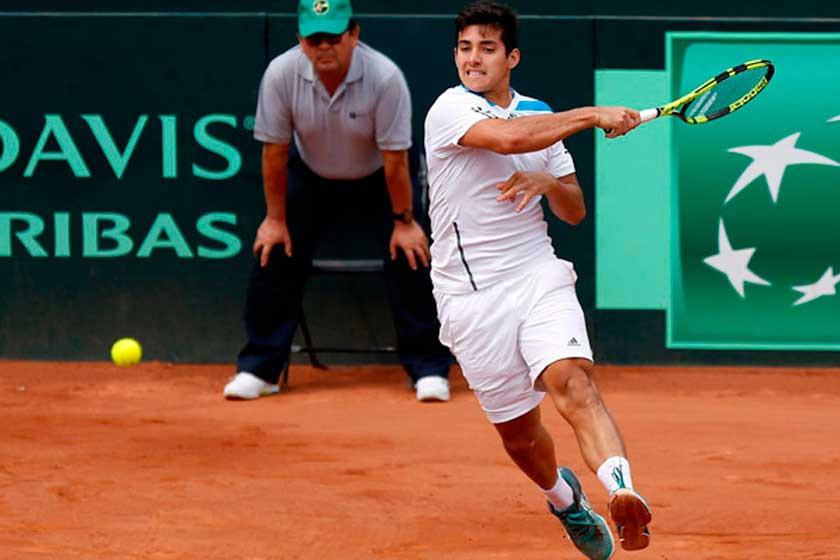 El chileno Garín se proclama campeón en Houston