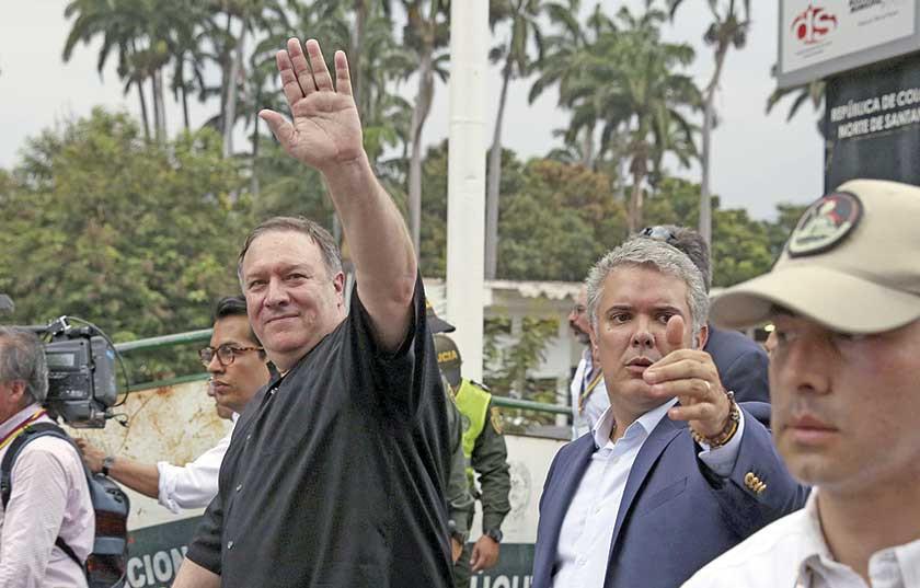 Refuerzan la presión sobre Nicolás Maduro