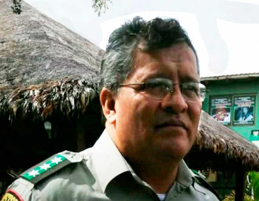 Un coronel de la Policía que defiende el 21F de 2016 es dado de baja