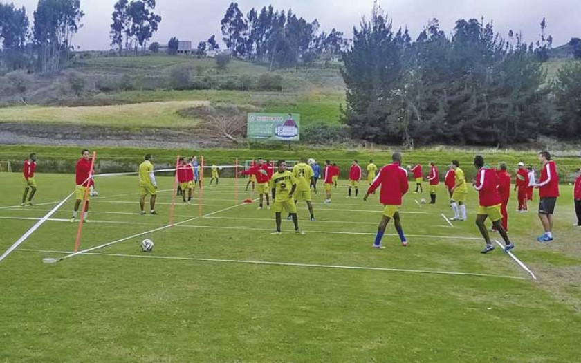 Mushuc Runa quiere seguir en la Copa Sudamericana a costa de Unión Española