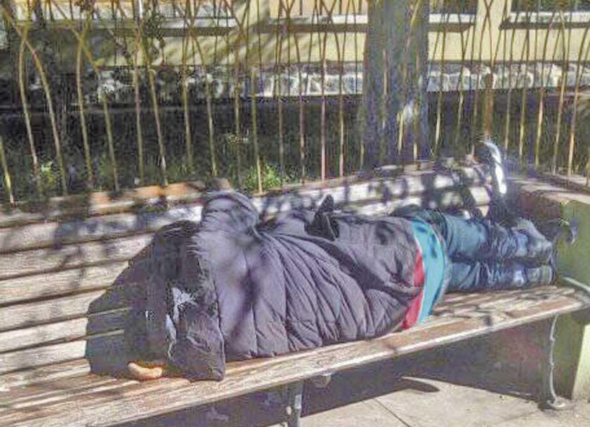 Vecinos denuncian inseguridad por el consumo de alcohol