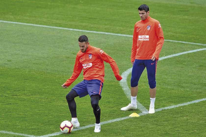 "Atlético de Madrid apela a Morata para ganar a Eibar en el estadio ""Ipurua"""