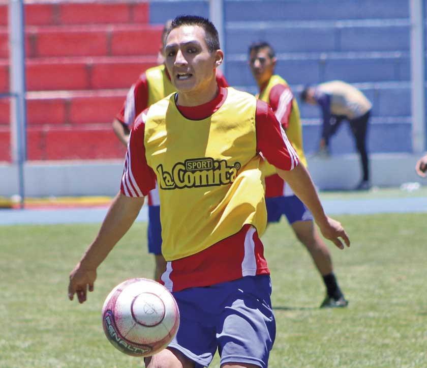 Vargas se perderá el próximo duelo de Real cuando reciba a San José