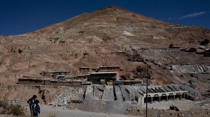 Se reactiva proyecto de habilitación de las áreas inferiores del Cerro Rico