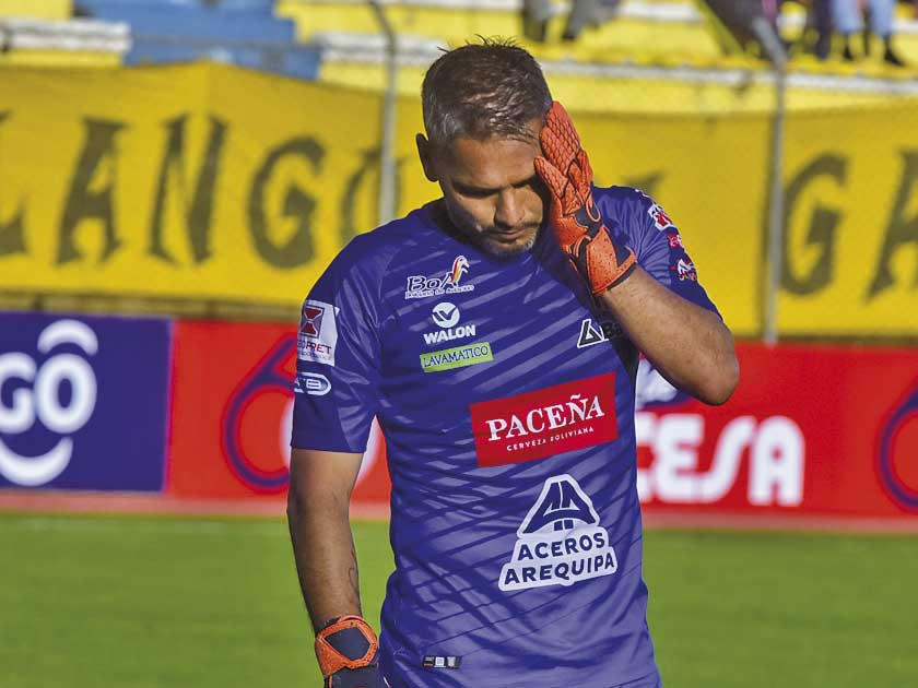 Daniel Vaca será titular contra Destroyers