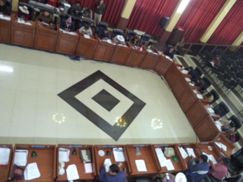 Asamblea aprueba recursos para restauraciones y escala salarial de Sedeca