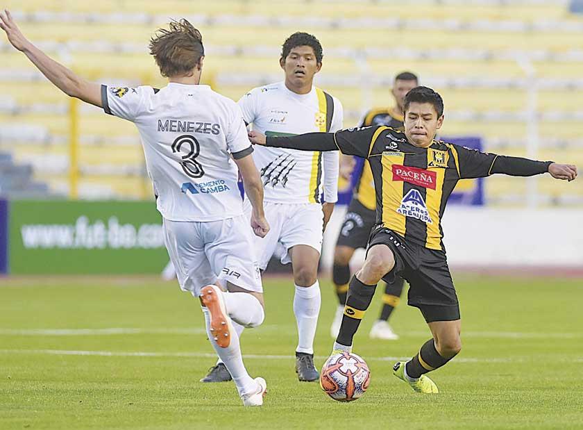 """Destroyers tratará de frenar al Tigre en el """"Tahuichi"""""""