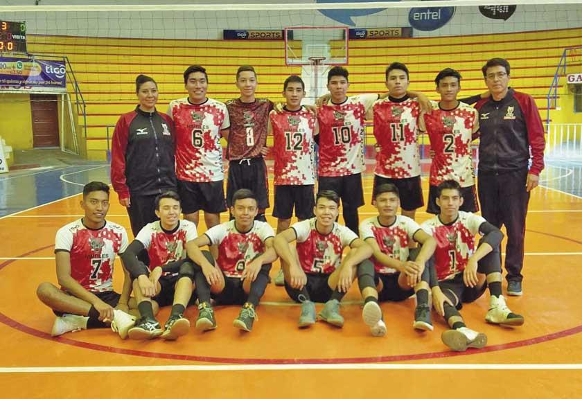 Nimbles ganó y ascendió a la Liga Promocional de Voleibol