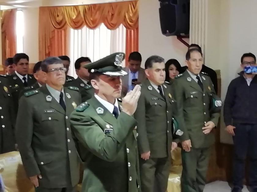 Crean una unidad para erradicar la corrupción en la Policía Boliviana
