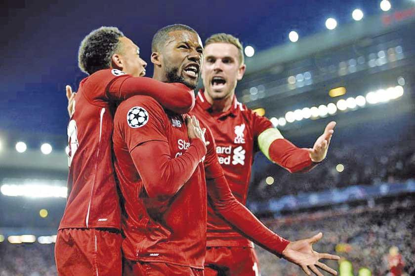 Liverpool logró la hazaña y se metió en la final