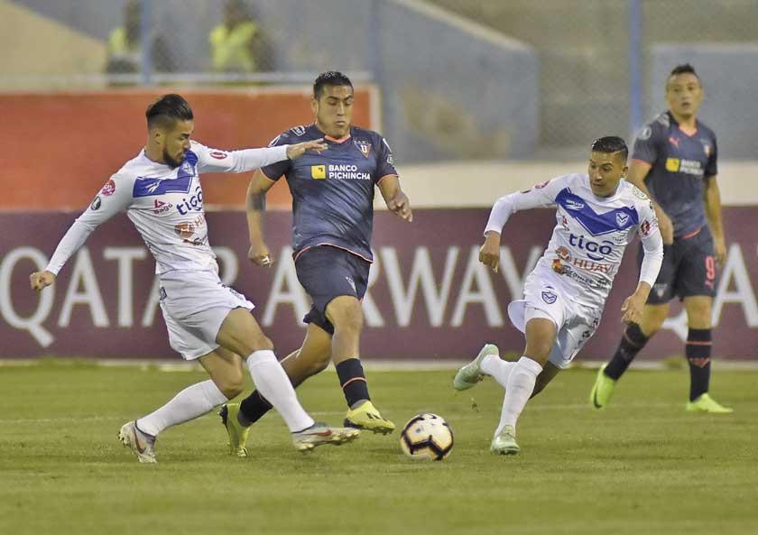 Liga de Quito y San José definirán su futuro en la Copa Libertadores