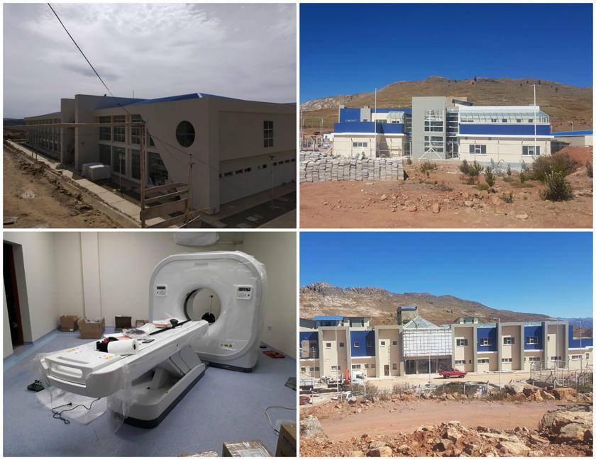 Hospitales del norte de Potosí tendrán varias comodidades